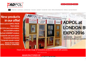 Adpol London - Website