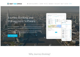 Easy Taxi Office - Website