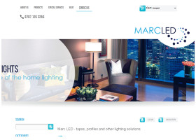 Marcled - Website