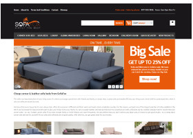 Sofafox - Website